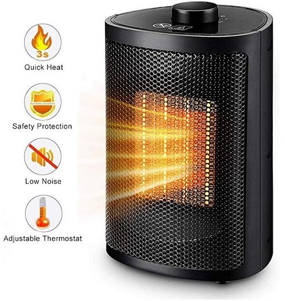 10 Best Space Heater Reviewed Updated April 2020